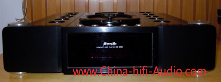Shengya CD-6MK CD PLAYER full balanced Field-effect output Black