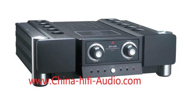 Open Box Shengya CV-1 vacuum tube full balance Preamp pre-amplifier