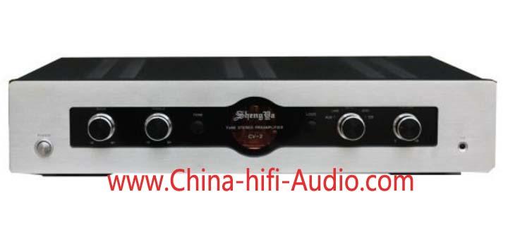 Shengya CV-2 vacuum tube Preamp pre-amplifier brand new