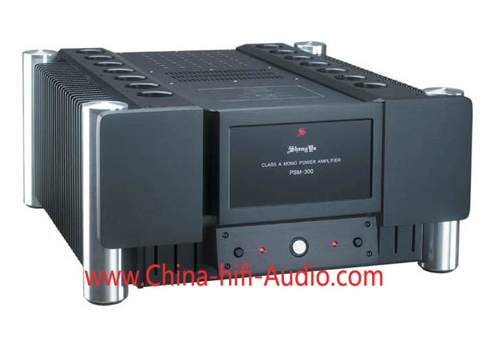 Shengya PSM-300 Class A monoblock power amplifiers pair