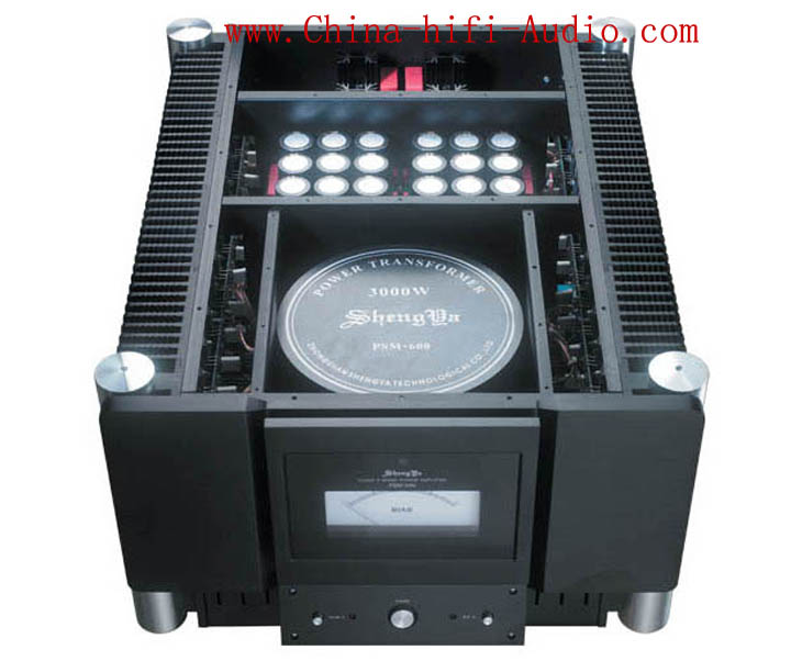 Shengya Psm 600 Class A Monoblock Power Amplifiers Pair