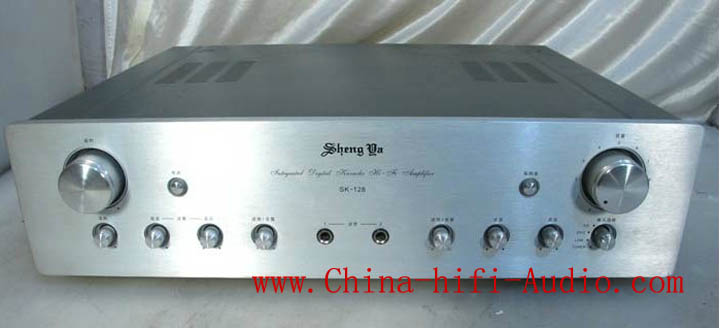 Shengya SK-128 Karaoke Kara OK KTV Integrated Amplifier - Click Image to Close