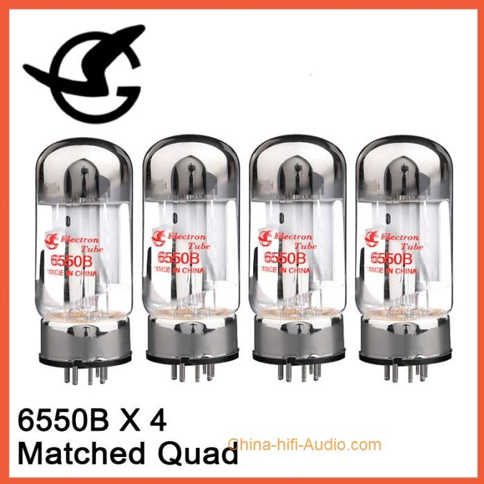 Shuguang 6550B hi-end Vacuum Tube Matched Quad(4) Replace KT88 Electronic valve
