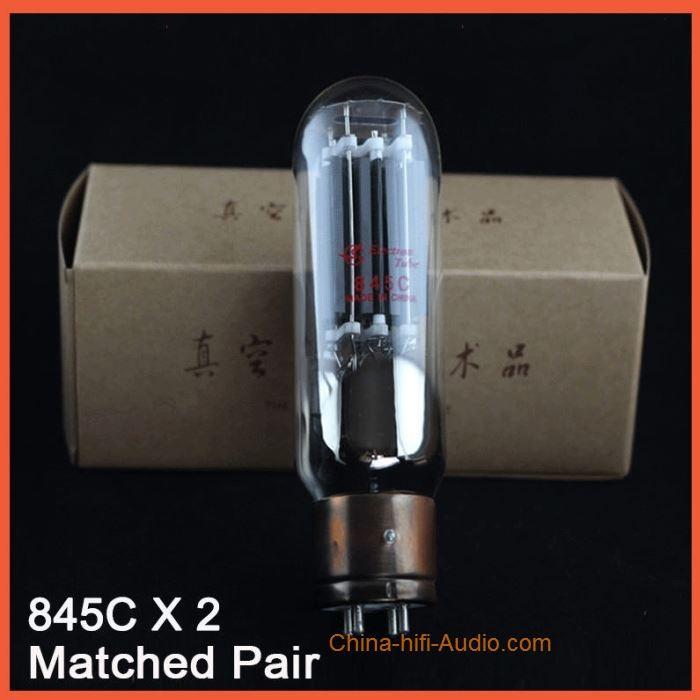 Shuguang 845C Hi-end vacuum tube best matched pair valve tube replace 845 845B