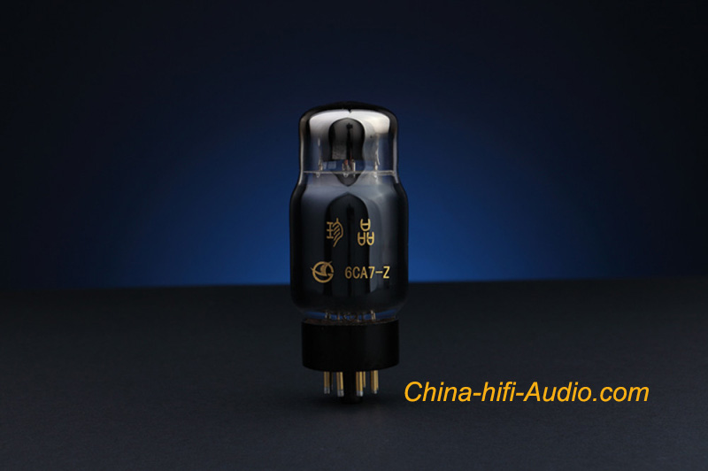 Shuguang Treasure 6CA7-Z Vacuum tubes Matched Pair replace EL34