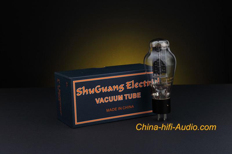 Shuguang WE300B Vacuum tubes Western Electric replica Pair valve 300B - Click Image to Close