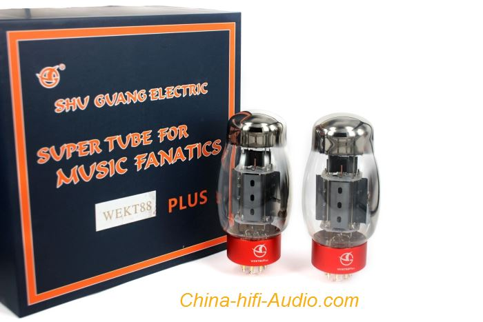 Shuguang WEKT88 PLUS Vacuum Tube valve high end Western Electric Quad(4)
