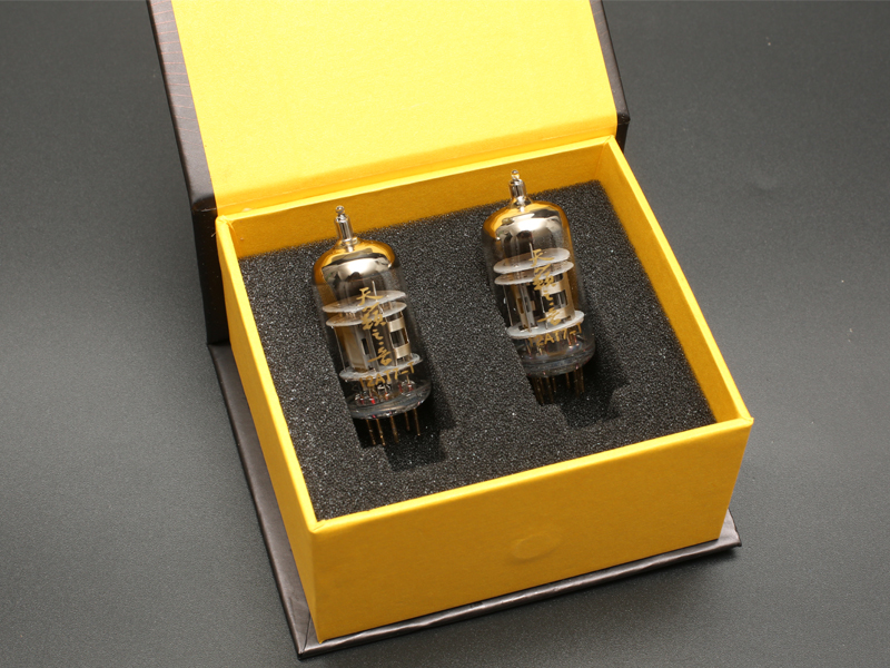 shuguang 12AT7-T Hi-end premium vacuum tubes Vacuum tube Best Matched Pair