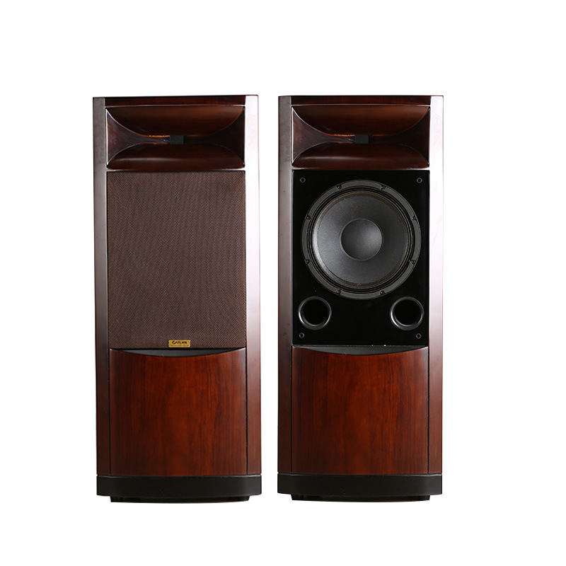 SoundArtist SH12F1 Horn Floor Speaker HiFi LoundSpeaker 12 in A pair
