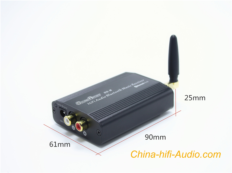 SoundArtist HB-M Music Receiver Bluetooth 5.0 wireless for Hi-Fi Audio new