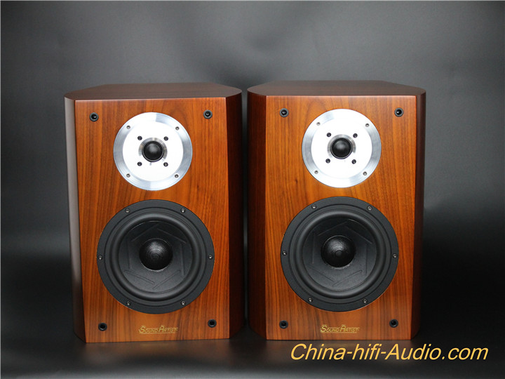 SoundArtist S65B 6.5 inch Bookshelf Speaker Audiophile Loudspeaker A pair