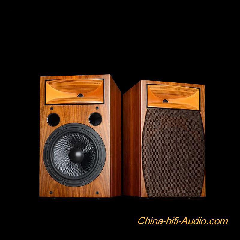 SoundArtist SH10B Horn Speaker audiophile Bookshelf Loudspeakers A pair