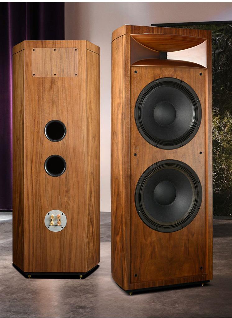 SoundArtist SH12F2 Horn Floor Speaker HiFi LoundSpeaker 12 in A pair