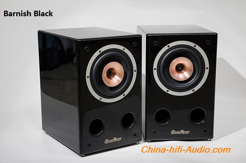 SoundArtist SC65B 6.5 inch Coaxial Speaker Bookshelf Horn Loundspeakers pair