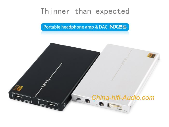 Topping NX2s Mini DAC USB Audio Decoding Headphone Amplifier Hifi fever Thrust
