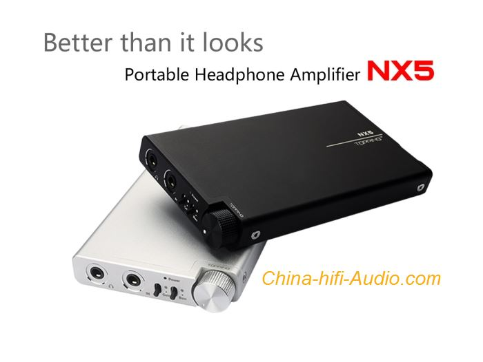On sales!! Topping NX5 hifi ampli casque portable avec Puce AD8610 + BUF634