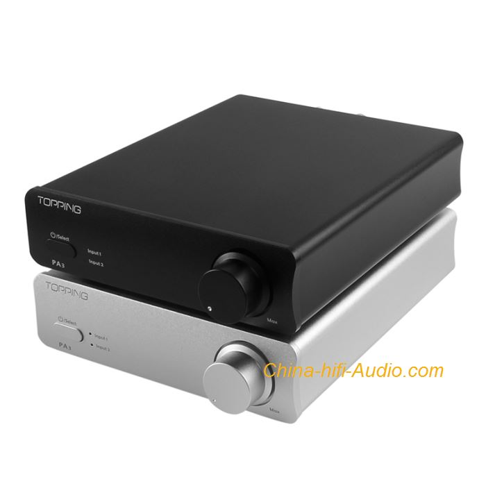 TOPPING PA3 Hifi Digital Power Amplifier High Power for Professional Speaker