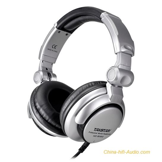 Takstar HD-3000 Professional Monitor headphones Computer Gaming headset Music