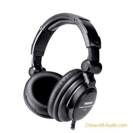 Takstar TS-610 Professional Record Monitor headset DJ Karaoke Headphones Music