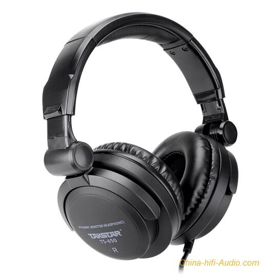 Takstar TS-650 Professional Monitor Record Music production headphone DJ headset