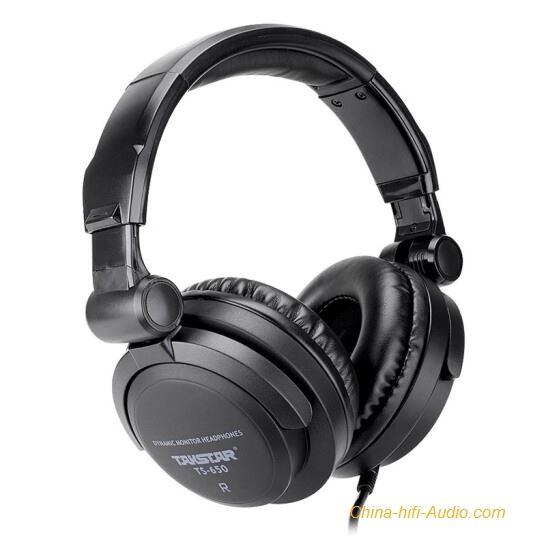 Takstar TS-650 Professional Monitor Record Music production headphone DJ headset