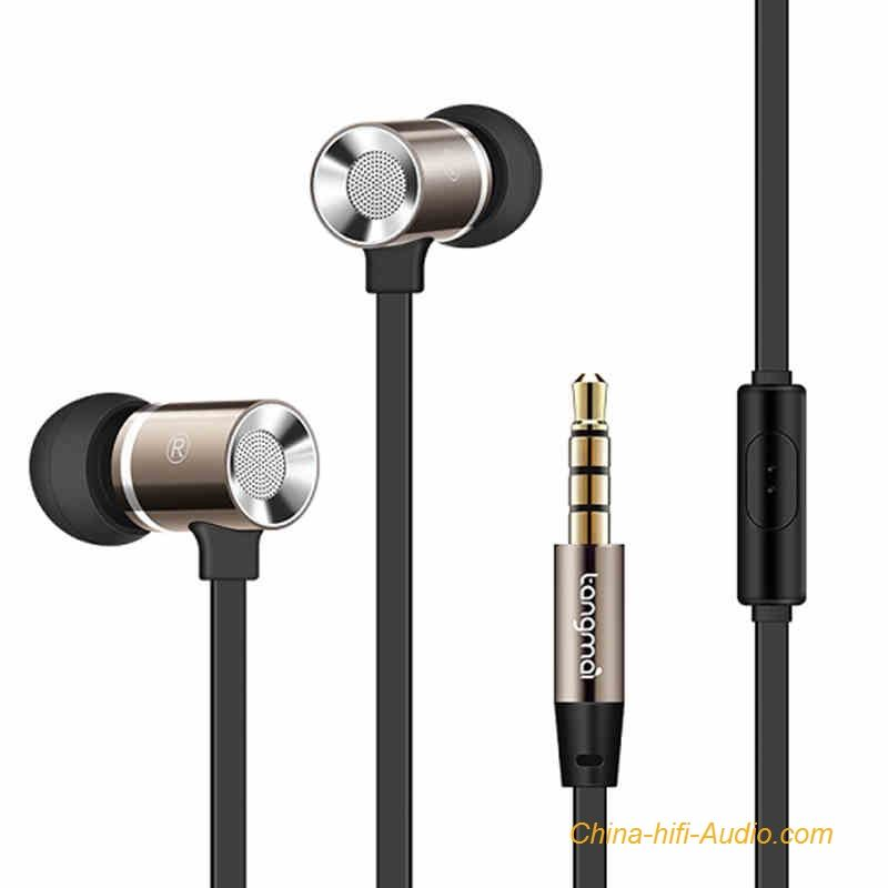 Tangmai F0 In-ear PC running earphones Earplug Gaming Running earphones Micphone