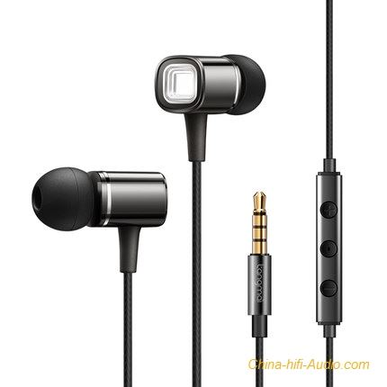 Tangmai F4 In-ear Megabass heavy metal Ear plugs Hi Fi Music Earphones with mic