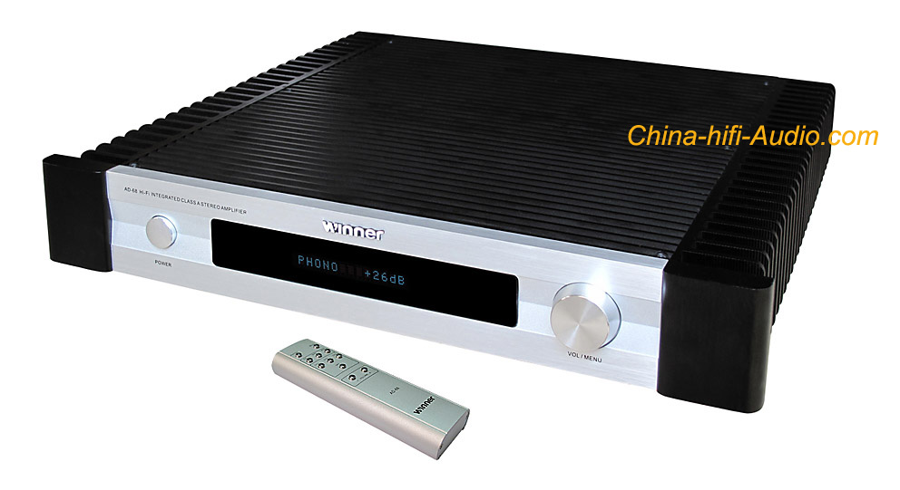 ToneWinner AD-68 HiFi stereo integrated Amplifier with DAC new