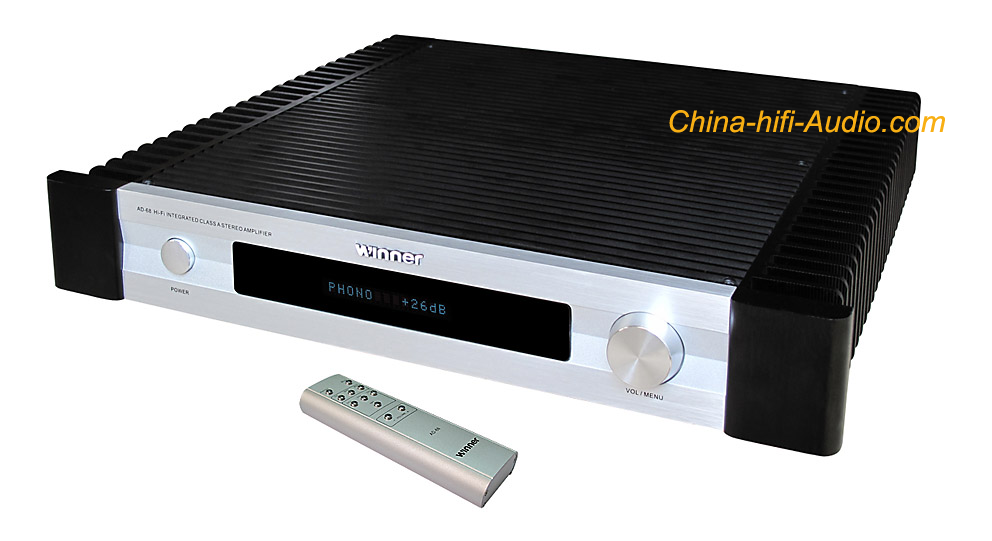 ToneWinner AD-68PRO HiFi integrated Amplifier with DAC&Bluetooth