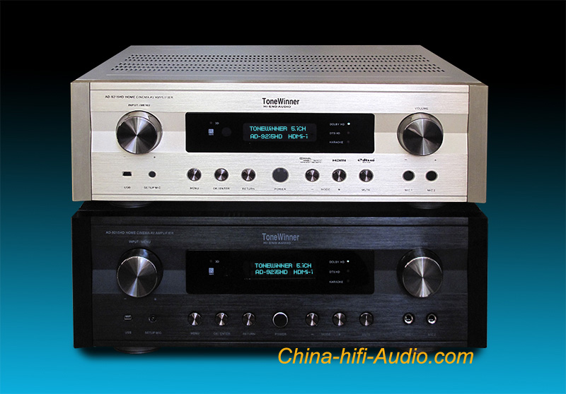 ToneWinner AD-9215HD 5.1 AV integrated Amplifier Home Cinema KTV