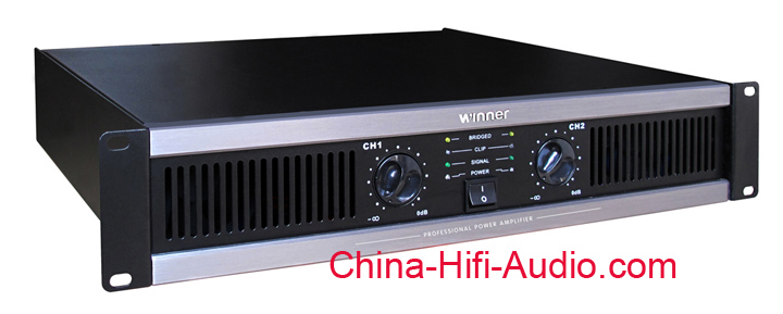 Tone Winner PH-300 transistor power amplifier 300W