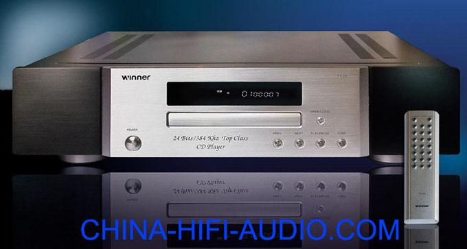 ToneWinner TY-20 hi-fi CD HDCD MP3 PLAYER 24bit/384KHz