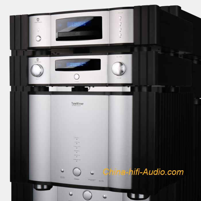 Winner TY-1CD/AD1PRE/AD1PA HIFI CD Player & Preamp DAC & Class A Power Amp set