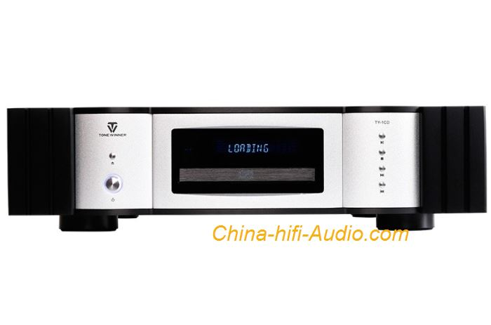 Winner TY-1CD HiFi laser CD Player HDCD DSD lossless music player with remote