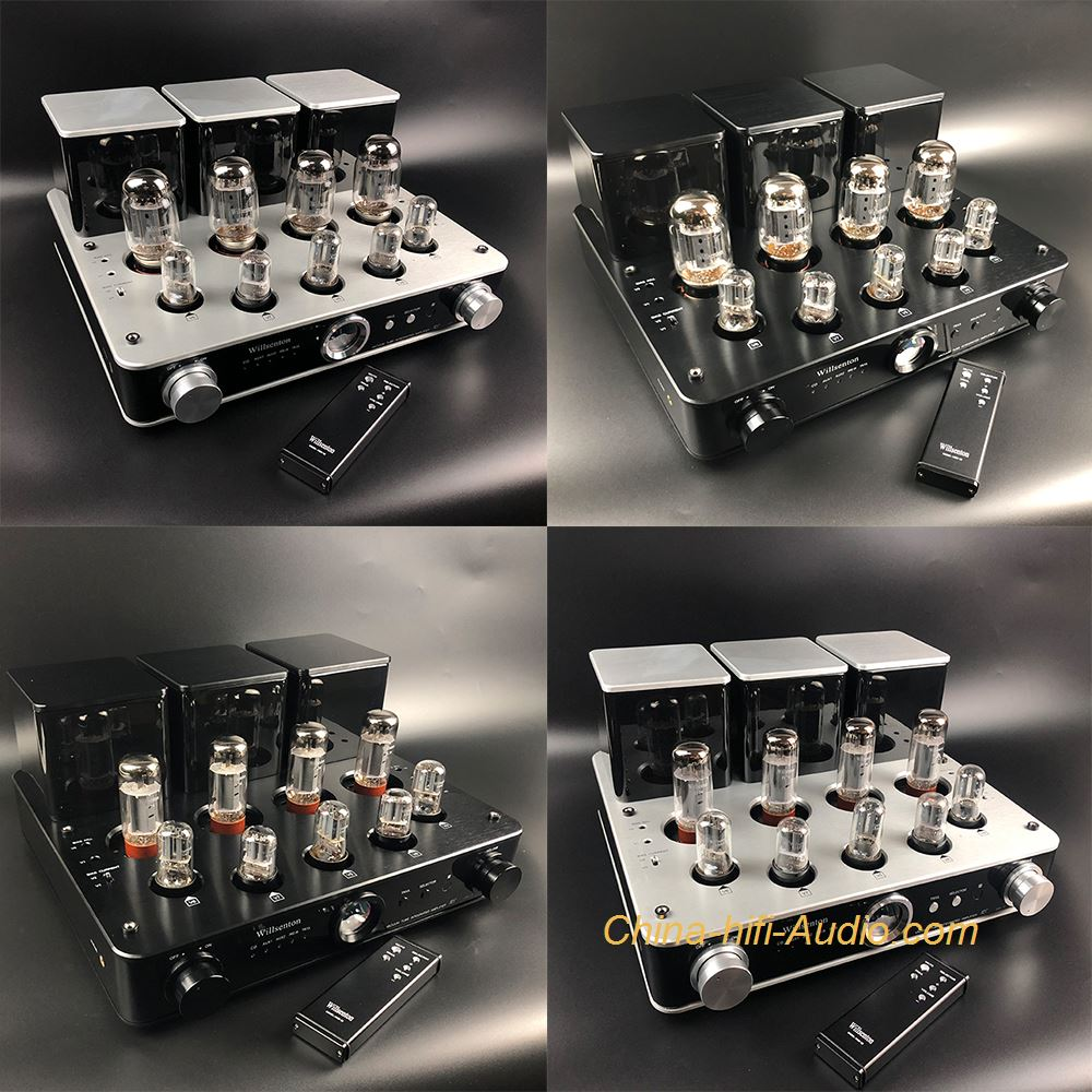 Willsenton R8 KT88/EL34 x4 Tube Integrated Amp Power Amplifier Headphone