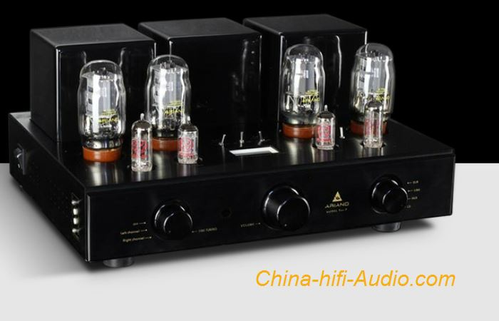 YarLand T66-P Class A Amp integrated tube amplifier KT66x4 All-aluminum chassis