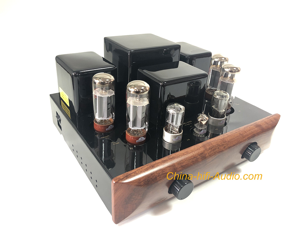 Yarland FV-34B-S Class A amplifier tube Integrated amp EL34x4 HiFi audio 2 mode