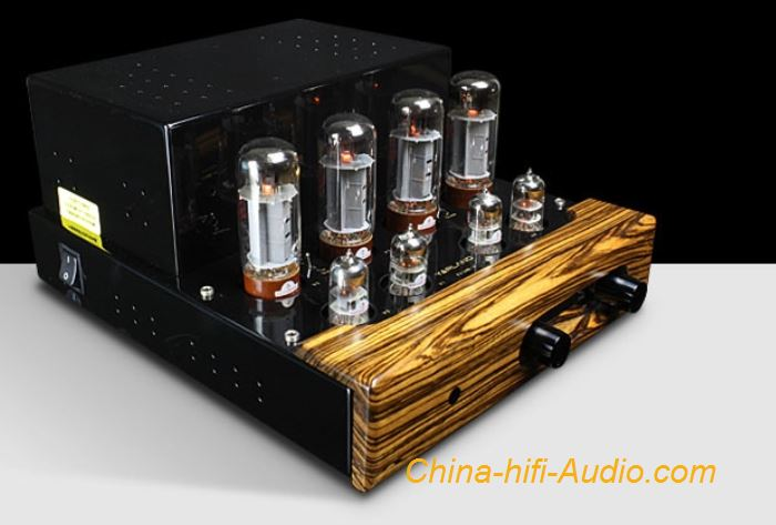 Yarland FV-34B-v Class A amplifier HiFi audio vacuum tube Integrated amp EL34x4