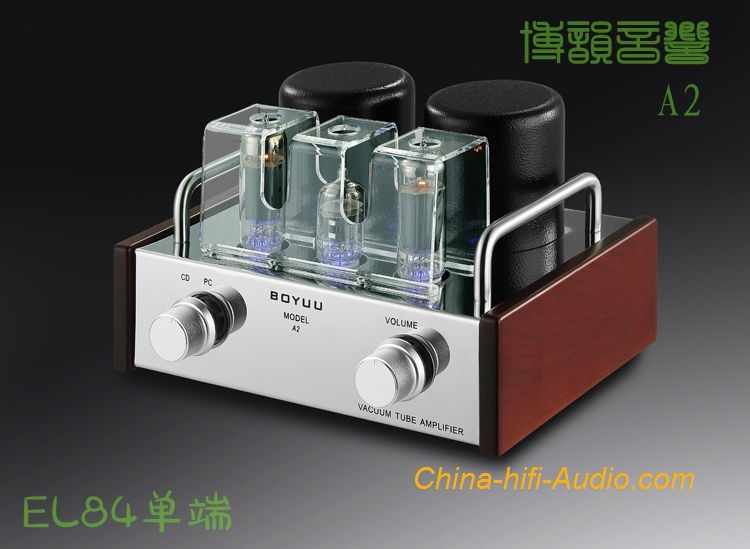 REISONG Boyuu A2 Class A Single-ended EL84/6P14 tube integrated amplifier