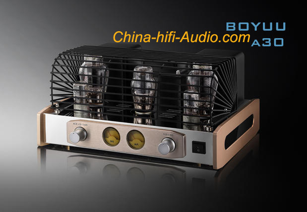 REISONG Boyuu A30 2A3 Tube Singel-end Class A Integrated Amplifier Hi-fi
