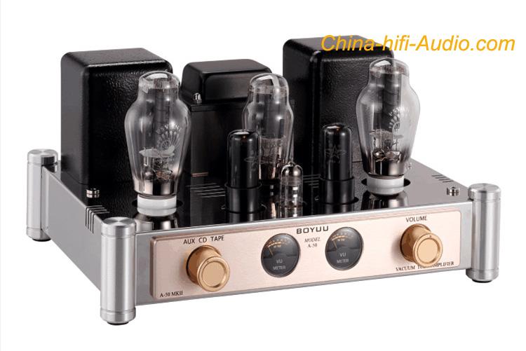 REISONG Boyuu A50 MKII 300B tube hifi intergrated amp Single-end Class A