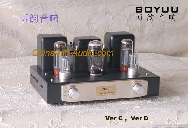 REISONG Boyuu A9 EL34 Single-ended Pure Class A tube amplifier DIY Kit