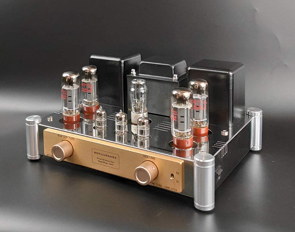 Reisong MT-34 MKII EL34 vacuum tube intergrated amplifier push-pull BoyuuRange