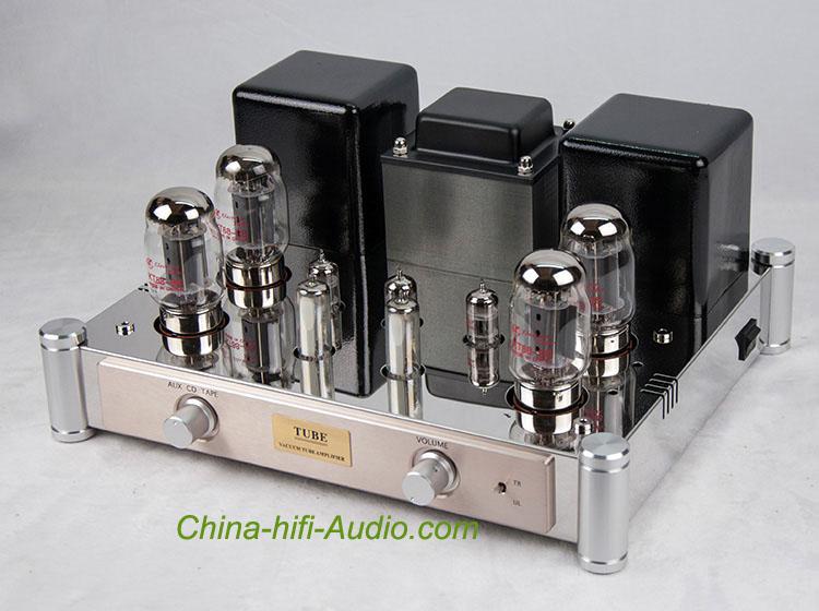 REISONG Boyuu MT-88 KT88*4 tube amp Push-pull Hi-Fi audio amplifier new