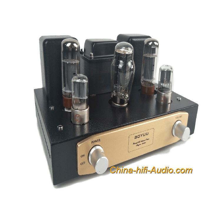 BOYUU A9 EL34 Single-Ended Pure Class - A Finished Tube Integrated Amplifier