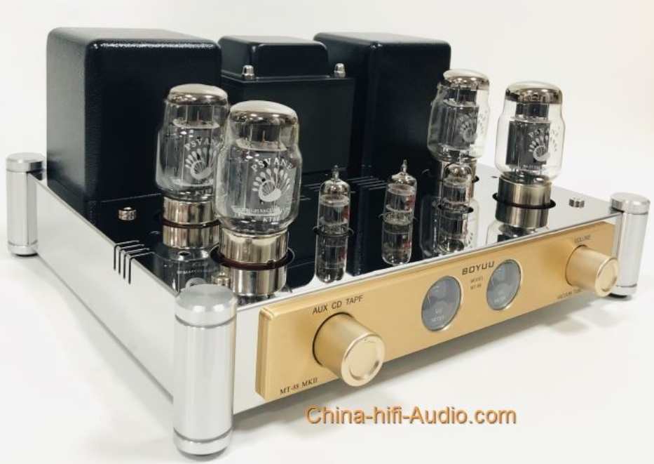 REISONG Boyuu MT-88 MKII KT88*4 tube amp Push-pull Hi-Fi audio amplifier new