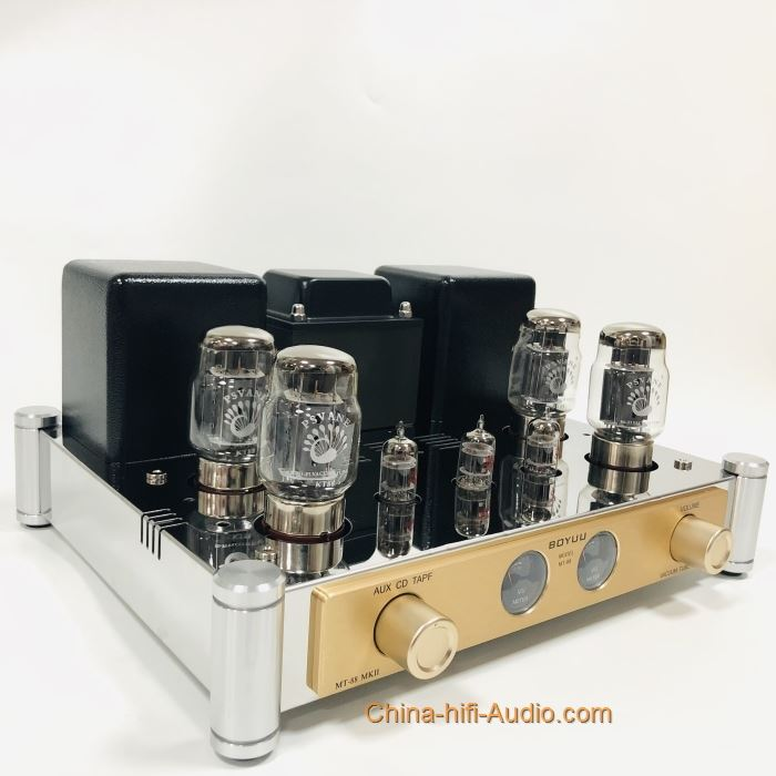 REISONG Boyuu MT-88 KT88*4 tube amp Push-pull Hi-Fi audio amplifier new
