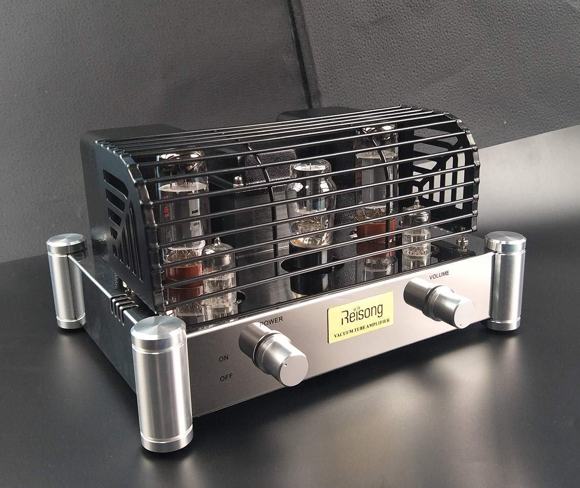 Reisong A10 EL34B tube amp Single-end Class A HiFi audio amplifier Boyuurange