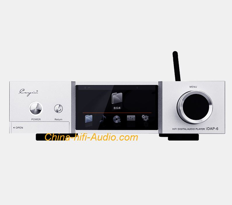 CAYIN IDAP-6 USB Wireless Digital Player DSD HIFI Audio PCM 32Bit384kHz - Click Image to Close