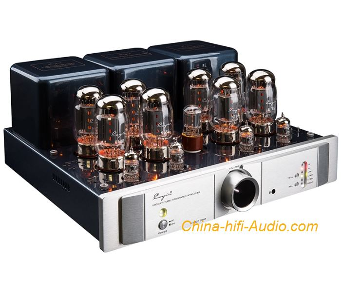 Cayin A-100T MK2 Power & integrated amplifier KT88x8 Vacuum Tube HiFi audio amp